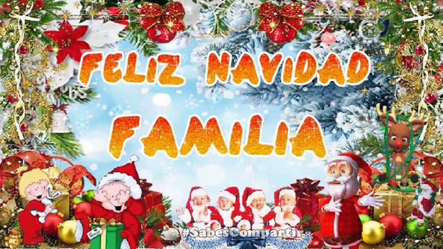 Comparte Postal de Feliz Navidad