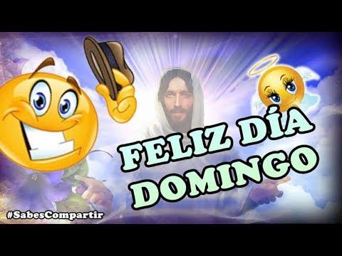 GENIAL BUENOS DIAS FELIZ Y BENDECIDO DOMINGO SIEMPRE
