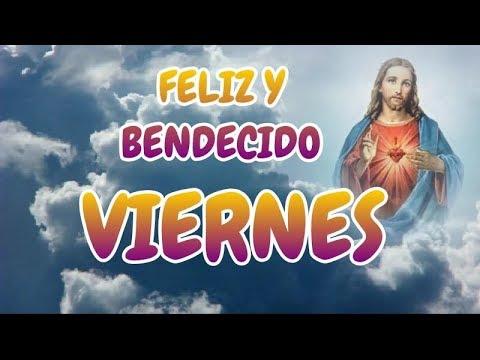 Buenos Dias Familia, Feliz y Bendecido Viernes