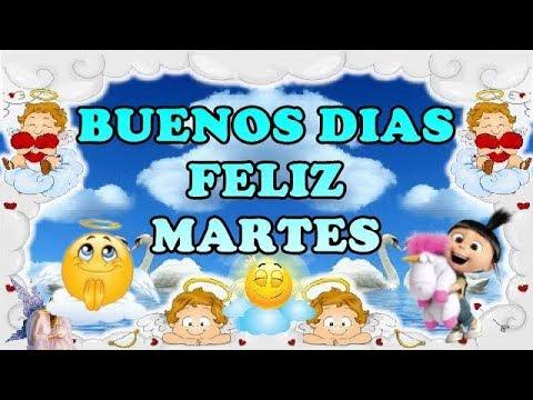 🙋 Buenos Días ☕! Feliz y 😇 Bendecido Martes 🙏 👇Mensaje para tí 💐