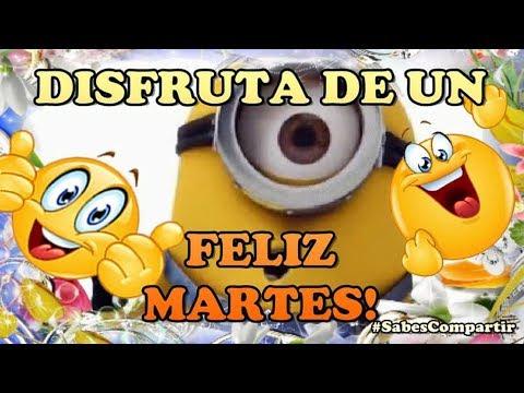 🙋 Buenos Días ☕! 😄 FELIZ Y EXITOSO 💃MARTES!💬