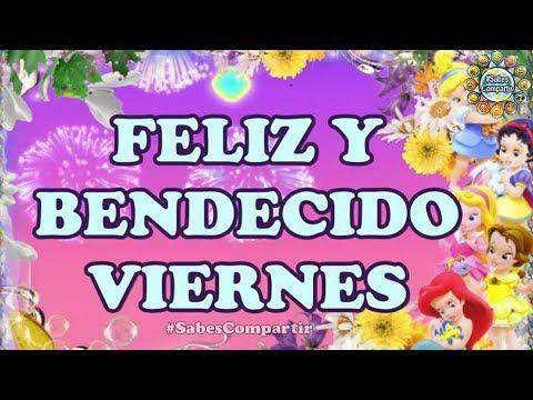 Feliz Dia, Buen Viernes!