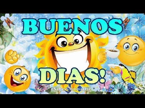 Frases y Video mensaje BUENOS DIAS FELIZ Y BENDECIDO SABADO!